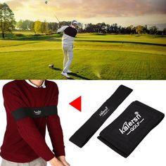 Golf Equipment Accessories Golf Arm Posture Motion Correction Belt Black Golf Training Aids