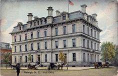US Post Office, Raleigh, North Carolina