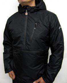 Ellesse half zip jacket