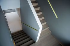 Singelfamily house  Built: 2015 Architect: Marita Hamre Architect House, House Built, Cladding, Stairs, Building, Inspiration, Home Decor, Biblical Inspiration, Stairway