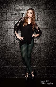 Magic Top & Wicked Legging-Fall Clothing | Keep up with fall apparel styles and looks.