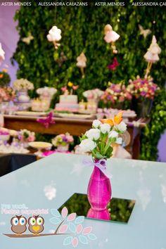 Garden Party via idéias do partido de Kara | KarasPartyIdeas.com # flor # jardim # partido # idéias (1)