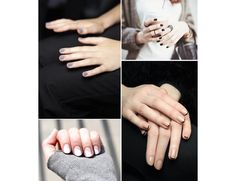 FAVORITE FALL NAILS - Style magazine | Škola stylu BACKSTAGE