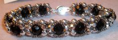 Hey, I found this really awesome Etsy listing at https://www.etsy.com/listing/130044763/czech-glass-swarovski-pearl-black-and