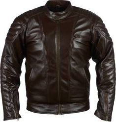 Glam Kills Full Sleeve Solid Men's Fine Leather Jacket