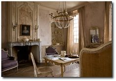 seventeenth century decor/images | How To Recreate A 17th Century French Provence Chateau Look In Your ...