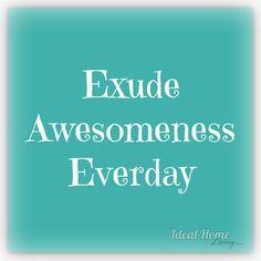 Everyday and Always