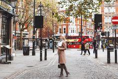 Элегантная прогулочная фотосессия в Лондоне