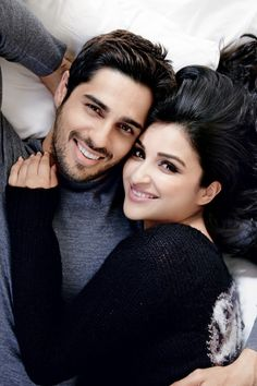 Here are the pictures from the latest photoshoot of Sidharth Malhotra & Parineeti Chopra. Both the actor are looking so cute in the picture, both of them are last seen in Bollywood movie Hasee Toh Phasee. Indian Wedding Couple Photography, Wedding Couple Poses Photography, Couple Photoshoot Poses, Couple Posing, Couple Selfie, Love Couple Images, Couples Images, Pre Wedding Poses, Pre Wedding Photoshoot