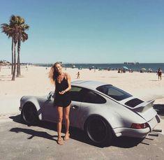 Porsche custom by RWB Porsche 356, Porsche Carrera, Porsche Tuning, Porsche Logo, Cayman Porsche, Porsche Girl, Porsche Sports Car, Porsche Models, Custom Porsche