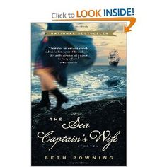 Buy The Sea Captain's Wife: A Novel by Beth Powning and Read this Book on Kobo's Free Apps. Discover Kobo's Vast Collection of Ebooks and Audiobooks Today - Over 4 Million Titles! The Thirteenth Tale, Books To Read, My Books, Sea Captain, Page Turner, Historical Fiction, Book Publishing, Great Books, Penguin