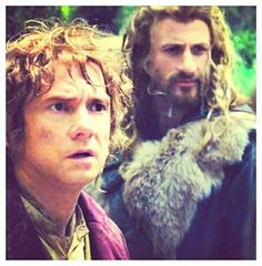 The Hobbit, Bilbo and Fili