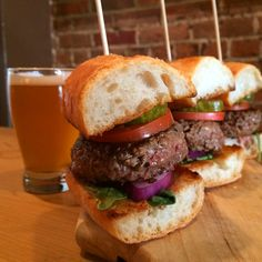 Sunday, May 3rd, 2015 - Beer Culture in New York, NY.  Taste 3 Burgers, all made with 3 different kinds of Certified Angus Beef from Schweid & Sons along with rare brews from Two Roads and whiskeys from Heaven Hill.  http://theburgerweek.com/4th-annual-ny-burger-week-the-boozy-burger-brunch/