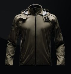 Adidas Porsche Design Tech Jacket.