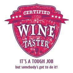 Wine taster job name