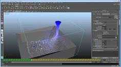 Maya Bifrost quick tutorial, quick look.