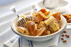 Császármorzsa Zelleitündi módra – Zellei Tündi lisztkeverékek Potato Salad, Potatoes, Meat, Chicken, Ethnic Recipes, Food, Snacks, Appetizers, Potato