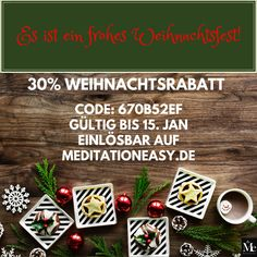 Meditation Easy is a Web & Mobile App offering an intensive meditation program to learn 30 unique techniques and meditate upon 10 essential themes of life. Meditation Apps, Mobile App, Simple Website, Christmas Time, Coding, Gifts, Warm, Learning, Website