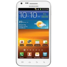 Samsung Epic 4G Touch Galaxy S II No Contract « Store Break