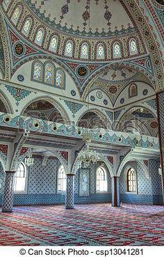 Manavgat mosque - csp13041281