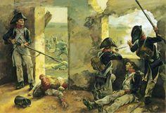 Napoleon's greatest victories pic #6: Austerlitz, December 2, 1805. (Artwork by Christa Hook)