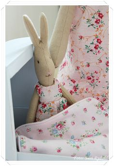 Must buy M gorgeous bunnies for her pram - Maileg