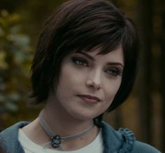 """images+of+alices+hair+from+twilight   Twilight """"Alice's Choker"""" Necklace - Photo…"""