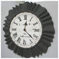 Horloge de cuisine Moule à Tarte