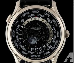 Patek Philippe 5575 G WORLDTIME SKYMOON ANNIVERSARY