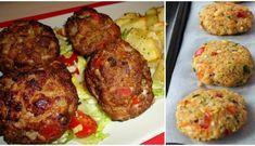 Αφράτα Μπιφτεκάκια Λαχανικών Χωρίς Λάδι. Η πιο Νόστιμη Συνταγή της Σαρακοστής.