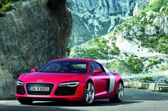 Audi Reveals 2013 R8 | Car Sport