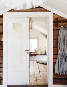 cabin dark wood panelling - Google Search