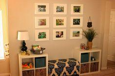 Playroom Gallery Wall - Windgate Lane