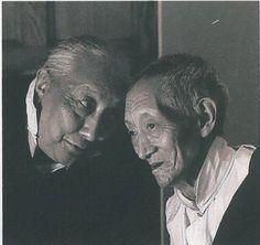 two Tibetan Buddhist masters - Dilgo Khyentse Rinpoche & Kalu Rinpoche