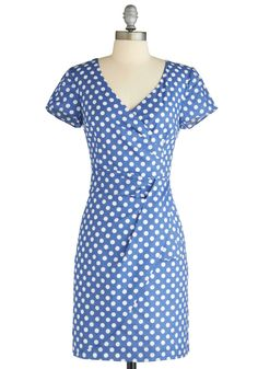 Holiday Sneak Peek - Variety Store Dress in Dotted $99.99