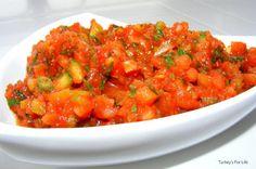 Spicy Antep Ezmesi