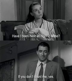 roman holiday... Yeah I agree if this film was made today it would be creepy so thank goodness this a classic Classic Movie Quotes, Famous Movie Quotes, Tv Show Quotes, Film Quotes, Classic Movies, Old Movie Quotes, Lyric Quotes, Lyrics, Audrey Hepburn Roman Holiday