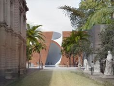 Steven Holl Architects new Mumbai City Museum