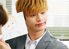 he's still beautiful either way :* Korean Star, Korean Men, Who Are You School 2015, Korean Male Actors, Korean Drama Movies, Korean Dramas, Best Kdrama, Sungjae Btob, Kdrama Memes
