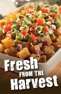 Fall recipe favorites to enjoy your Idaho potatoes fresh from the harvest!