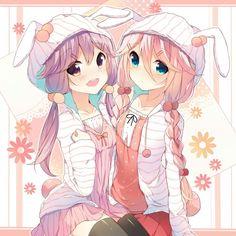 IA & Yukari