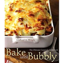 """Recipe Sampling from """"Bake Until Bubbly; the Ultimate Casserole Cookbook""""  Red Snapper and Tomato Casserole, plus Cabbage Casserole #2"""