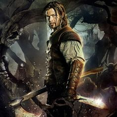 "Huntsman from ""Snow White and the Huntsman"""