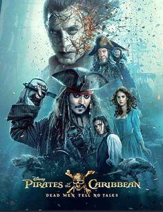 """Piratas del Caribe """"Dead Men Tell No Tales"""", estrena este viernes 26 y tiene todo para ser un éxito de taquilla: un elenco estelar, drama, acción, suspenso, comedia, romance y un final de película que te dejará pensando. Haz clic para que veas 7 razones por las que no puedes perdértela.  Si te gusta, regálame un corazoncito, déjame un comentario, y haz re-pin GRACIAS!"""