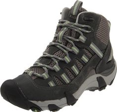 KEEN Women's Alamosa Mid Hiking Boot Keen. $87.37. Rubber sole. leather
