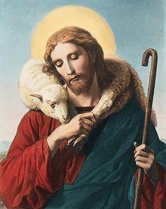 Gesù Cristo Buon Pastore