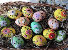 Kraslice v pastelových farbách by Cecil - SAShE.sk - Handmade Veľká Noc