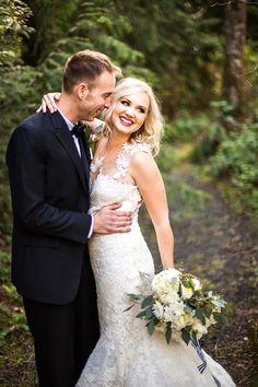 samanthamcfarlen.com Samantha McFarlen Seattle Wedding Photography Bixy + Pine styled wedding in Kingston, WA. Elegant Northwest Kate Spade Inspired Lime and Black wedding.