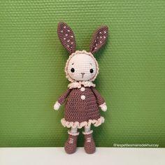 Mimi bunny crochet