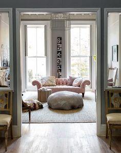Vintage Style Interior Decorating in Brooklyn Townhouse | Interior Design Files